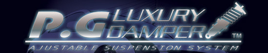 P.G LUXURY DAMPER